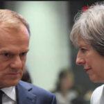 """UE condiciona postergar """"brexit"""" para aprobación en Parlamento británico del acuerdo de May (VIDEO)"""