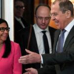 Venezuela trasladará a Rusia la oficina central de petrolera estatalPDVSA en Europa (VIDEO)