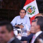 Zeballos respondió con solvencia interpelación, afirma Vizcarra (VIDEO)