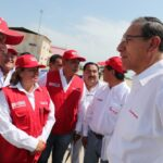 Vizcarra inspeccionó acciones ante emergencias en Piura