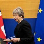 """May propone extender 3 meses el """"brexit"""" si no hay un acuerdo el 20 de marzo"""