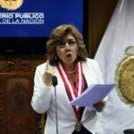 Audios: Fiscal de la Nación querellará a Karem Roca si no se rectifica