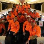 Alianza Lima vs Inter: Con Paolo Guerrero el once 'colorado' llegó a Lima esta noche