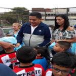 Bellavista puso en marcha su Escuela Municipal Deportiva con 8 disciplinas