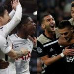 Champions League: Tottenham y Ajax se enfrentan en semifinales