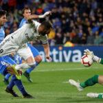Real Madrid apenas pudo igualar 0-0 Getafe por la fecha 34 de la Liga Santander