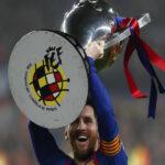 Liga Santander: Barcelona el mejor equipo español al ganar con gol de Lionel Messi
