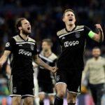 Champions: La plantilla del Ajax vale 420 millones; la vigésima del mundo