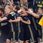 Champions League: El Ajax hace historia y accede a semifinales 22 años después