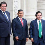 Ollanta Humala y Alejandro Toledo expresan pesar por deceso de Alan García