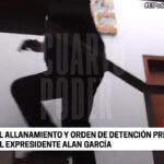 Aparecen imágenes de Alan García con su arma en la mano (Video)