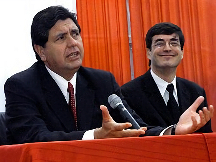 Jaime Bayly Alan Garcia Yo Que Fui Tu Enemigo Te Voy A Extranar La Plata Si Llegaba Sola Cronica Viva Bayly acusó a poleo de defender a la dictadura de maduro. cronica viva