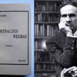 """Primera edición de """"Los heraldos negros"""" se cotiza en más de US$ 5.000 (Fotos)"""