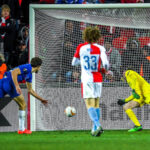 Liga Europa: Chelsea en los minutos finales derrota por 1-0 al Slavia de Praga