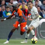 Liga 1 Francia: PSG suma una cuarta derrota consecutiva (3-2) ante Montpellier
