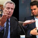 """Asesor de Bolsonaro llamó """"imbécil"""" al alcalde de Nueva York"""