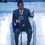 Revelan llamadas entre congresistas con exjuez César Hinostroza