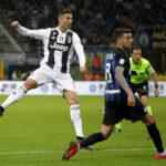 Serie A italiana: Juventus en el derbi empata 1-1 con Inter de Milán