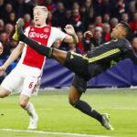 Champions League: Juventus de visita sólo logra empatar 1-1 con el Ajax