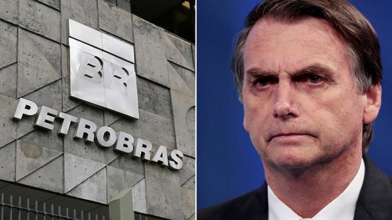 Petrobras perdió USD 8.300 millones tras injerencia de Bolsonaro