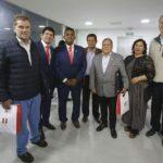 Conmebol y FPF galardona a Lima 2019 por su aporte al Sudamericano Sub-17