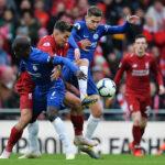 Premier League: Liverpool recobra la punta con un partido más que el Manchester City
