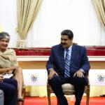 Maduro y la Cruz Roja acuerdan ingreso de ayuda humanitaria a Venezuela