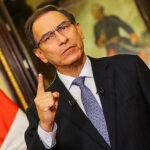 Vizcarra sobre Villanueva: Que se investigue y determine la verdad