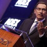 Presidente Martín Vizcarra destaca récord histórico de las exportaciones en 2018