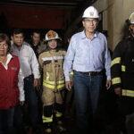 Mesa Redonda: Presidente Martín Vizcarra supervisó acciones en zona de incendio