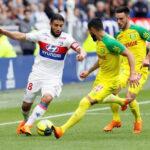 Liga 1 – Francia: Nantes vence por 2-1 y acentúa la frustración del Lyon