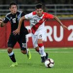 Perú y Argentina empatan 0-0 en inicio de hexagonal del Sudamericano Sub-17
