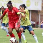Perú cayó 2-1 ante Colombia en primer amistoso internacional (F) del año