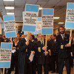 Sindicato argentino de pilotos se adhiere a paro nacional contra el Gobierno
