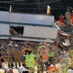 Al menos dos muertos por derrumbe de dos edificios en Río de Janeiro (video)