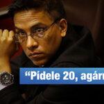 Fujitopo Roberto Vieira arremete contra la prensa tras denuncia por frustrar peritaje