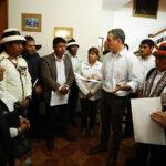 Salvador del Solar: Diálogo es el mejor camino para solucionar diferencias