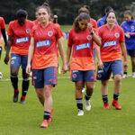 Selección femenina de Colombia se prepara para enfrentar a Perú en amistosos