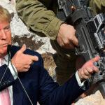 """Trump lanza provocación al mundo árabe: """"Yo estaré ahí para proteger a Israel"""""""