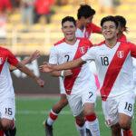 Sub-17: Perú derrotó 3-2 a Uruguay pero no alcanzó para clasificar al Mundial