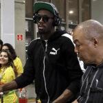 Usain Bolt, el hombre más rápido del mundo, ya está en nuestro país
