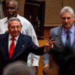 Castro y Díaz-Canel presiden la promulgación de la nueva Constitución cubana