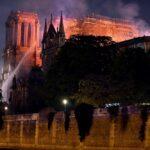 Notre Dame: Conmoción mundial por incendio de catedral (FOTOS)