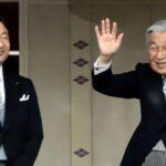 Abe notifica a Japón la abdicación del emperador Akihito