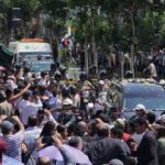 Huachipa: Restos de expresidente Alan García fueron cremados