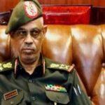 Dimite el líder de junta militar sudanesa 24 horas después de jurar su cargo