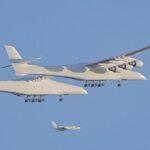 El avión más grande del mundo realiza su primer vuelo (videos)