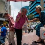 Venezuela: Largas y ordenadas filas para acceder a la ayuda de la Cruz Roja