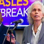 Cuarentena por sarampión alcanza a más de 650 personas en Los Ángeles