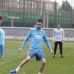 Barcelona regresa a los entrenamientos pensando en la Champions